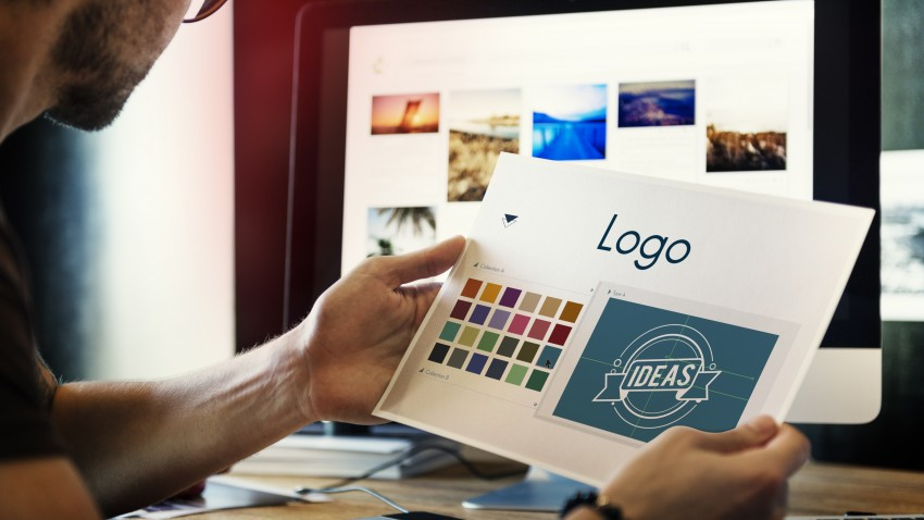 Logo creation and branding